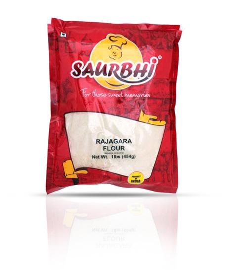 SAURBHI RAJAGARA FLOUR (454 GRAM)