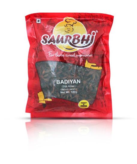 SAURBHI BADIYAN (100 GRAM)