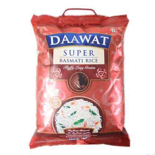 DAAWAT SUPER BASMATI RICE (5 KG)