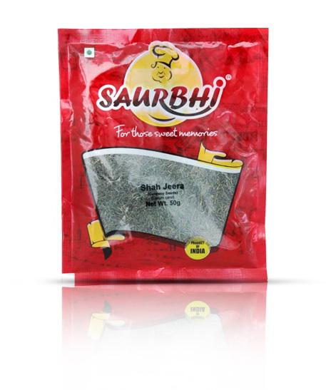 SAURBHI SHAH JEERA (50 GRAM)