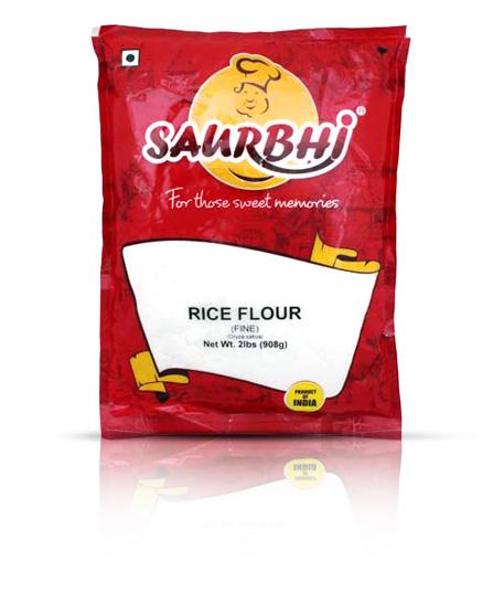 SAURBHI RICE FLOUR FINE 908G