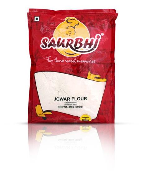 SAURBHI JOWAR FLOUR (908 GRAM)