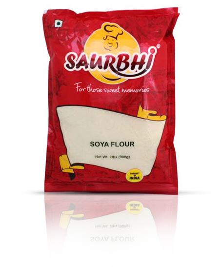 SAURBHI SOYA FLOUR (908 GRAM)