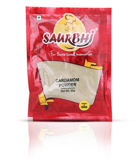 SAURBHI CARDAMOM POWDER (50 GRAM)
