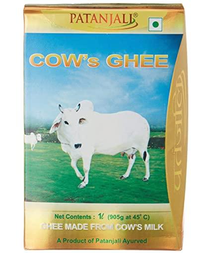 PATANJALI COW GHEE (1 LTR)
