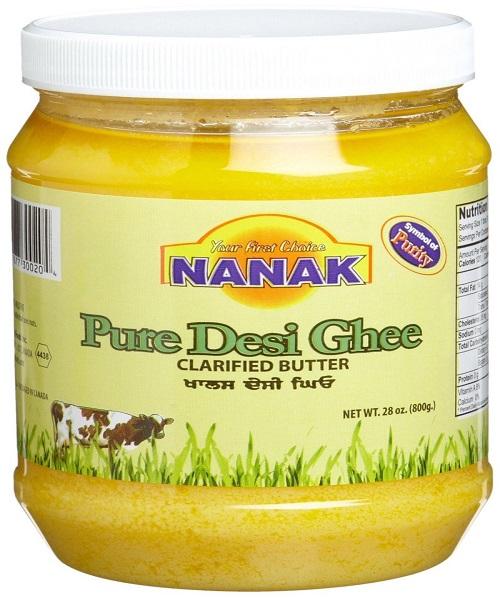 NANAK PURE DESI GHEE (800 GRAM)
