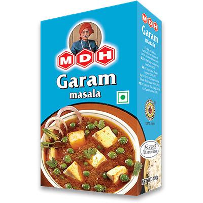 MDH GARAM MASALA (100 GRAM)
