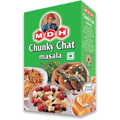 MDH CHUNKY CHAT MASALA (100 GRAM)