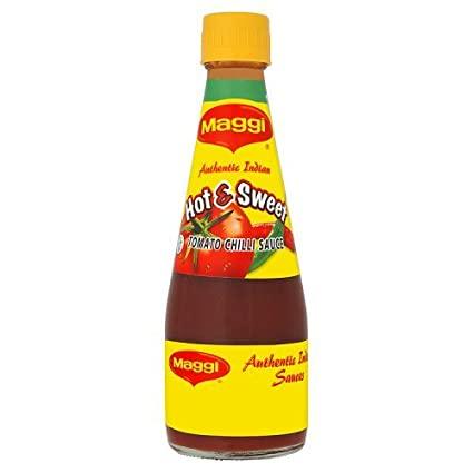 MAGGI HOT & SWEET TOMATO SAUCE 1KG