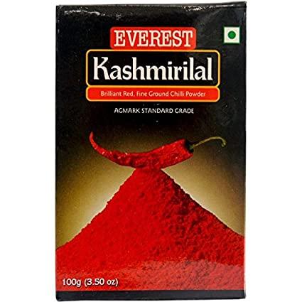 EVEREST KASHMIRILAL CHILLI PWD (100 GRAM)