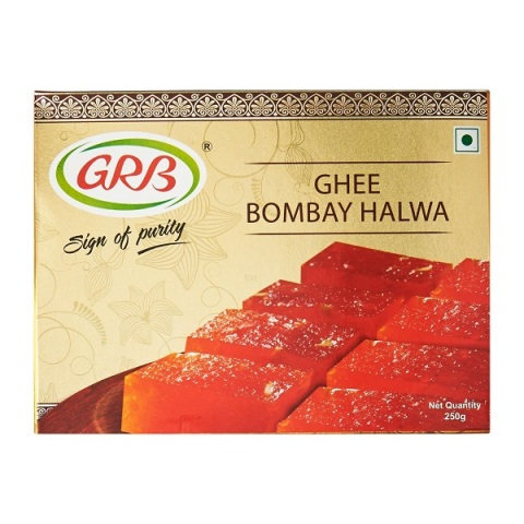GRB BOMBAY HALWA (200 GRAM)