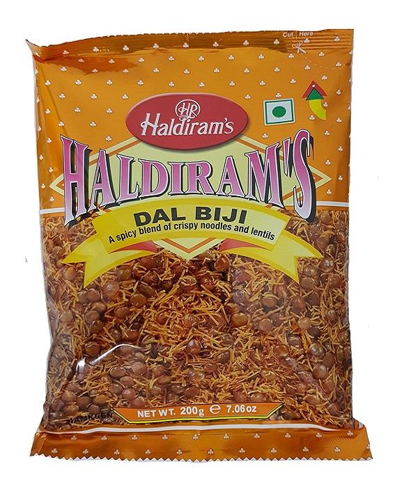 HALDIRAMS DAL BIJI (200 GRAM)