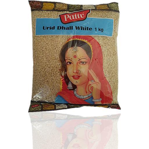 PATTU URID DHALL WHITE (1 KG)