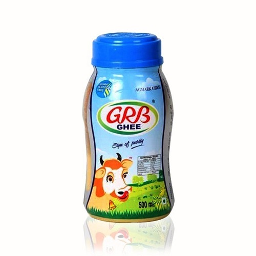 GRB PURE GHEE (500 ML)