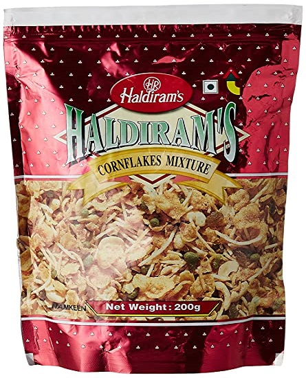 HALDIRAMS CORNFLAKES MIX (200 GRAM)