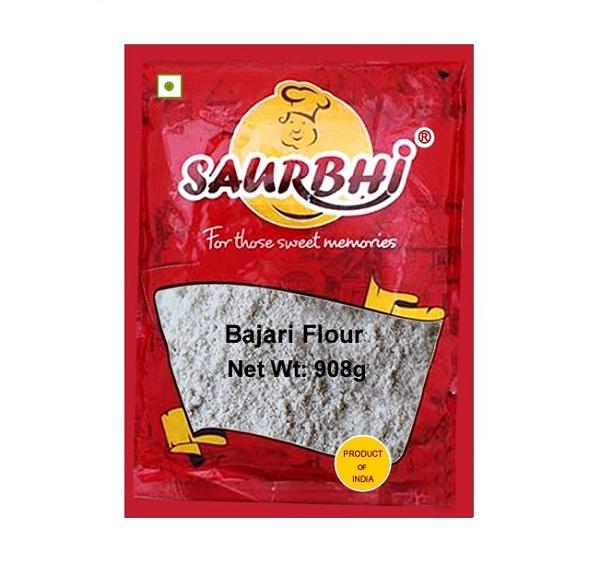 SAURBHI BAJARI FLOUR (908 GRAM)