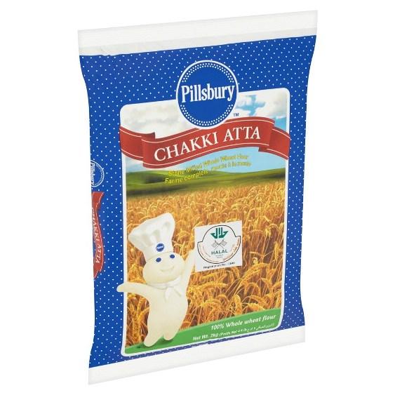 PILSBURY CHAKKI ATTA (5 KG)