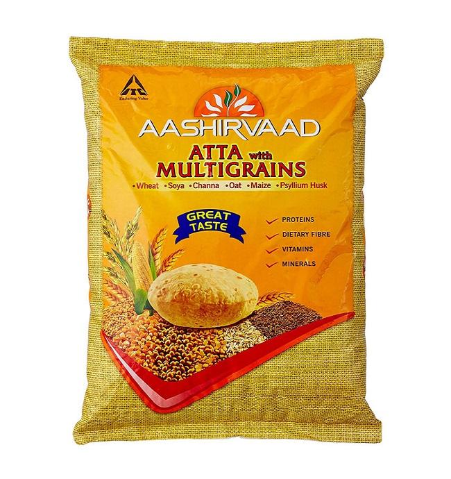 AASHIRWAD MULTIGRAIN (5 KG)