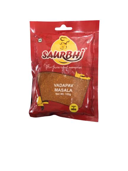 SAURBHI VADAPAV MASALA(100 GRAM)