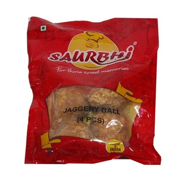 SAURBHI JAGGERY BALLS (2 PCS)
