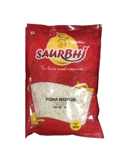 SAURBHI POHA MEDIUM (1 KG)