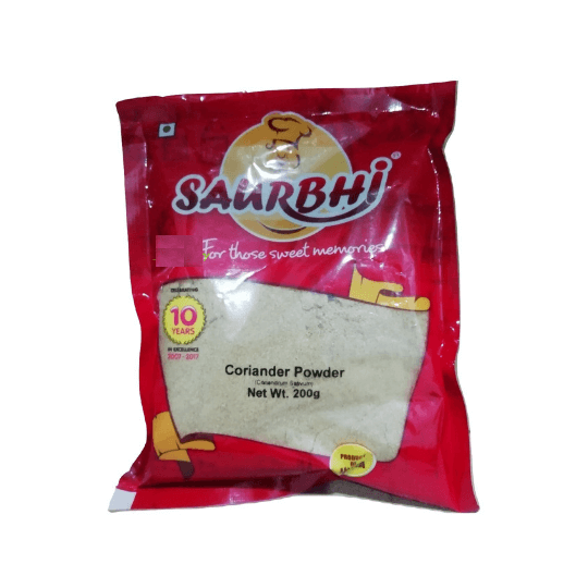 SAURBHI CORIANDER CUMIN POWDER (200 GRAM)