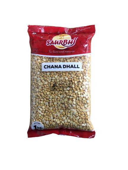 SAURBHI CHANA DHALL (1 KG)