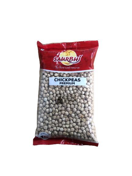 SAURBHI CHICKPEAS PREMIUM (1 KG)