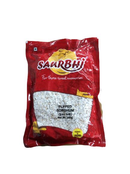 SAURBHI PUFFED SORGHUM (200 GRAM)