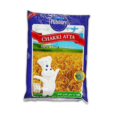 PILLSBURY CHAKKI ATTA (10 KG)