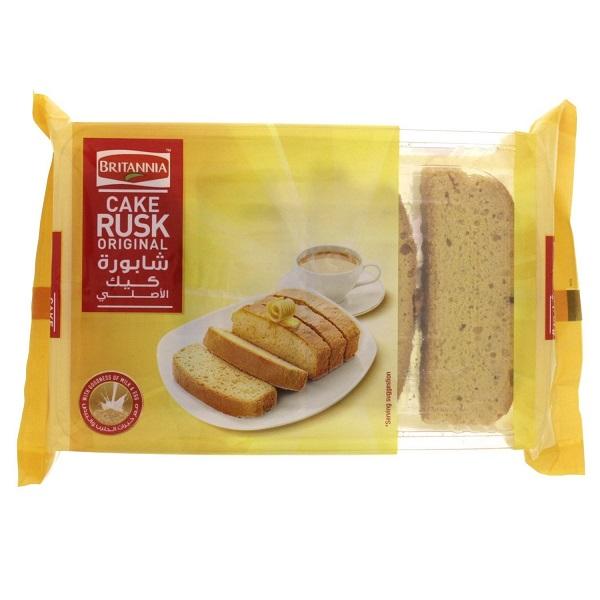 BRITANNIA CAKE RUSK (240 GRAM)
