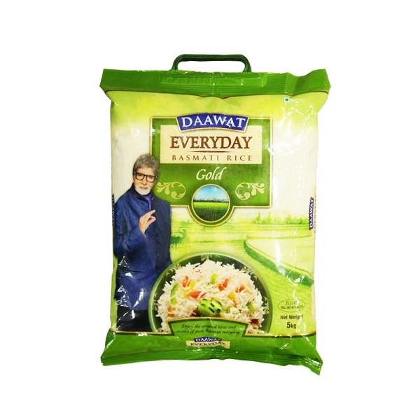 DAAWAT EVERYDAY RICE   (5 KG)