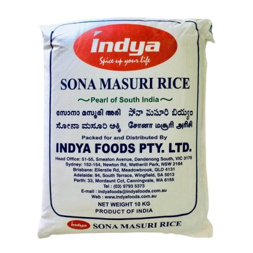 INDYA SONA MASOORI RICE (5 KG