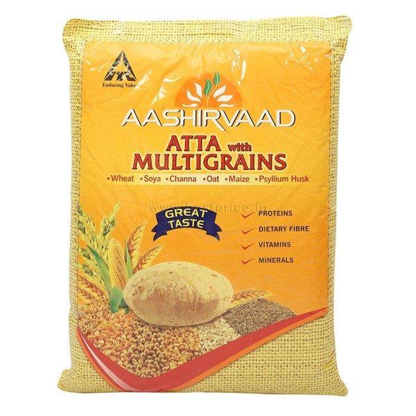 AASHIRWAD MULTIGRAIN (10 KG)