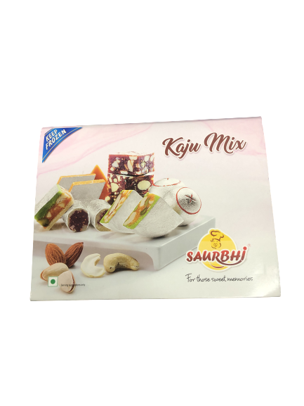 SAURBHI KAJU MIX (400 GM)
