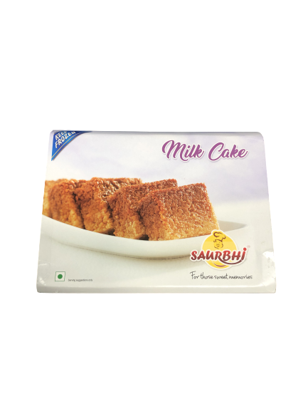 SAURBHI MILK CAKE (400 GM)