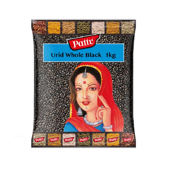 PATTU URID WHOLE BLACK (1KILO)