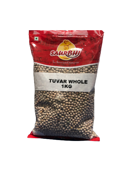 SAURBHI TUVAR WHOLE 1KG