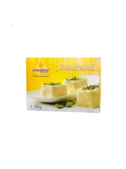 SAURBHI SOAN PAPDI (GHEE) 250G