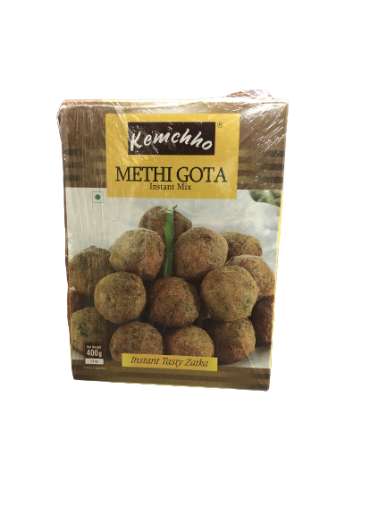 KEMCHO METHI GOTA (400 GRAM)