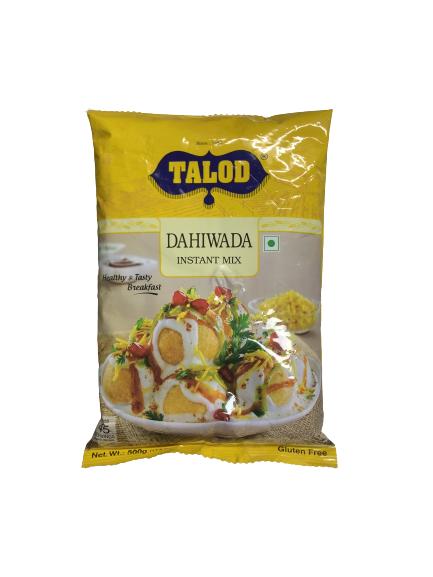 TALOD DAHIWADA INSTANT MIX (500 GRAM)