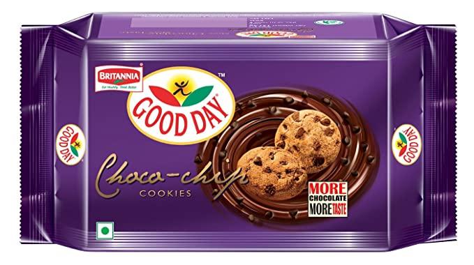 BRITANNIA CHOCOCHIP COOKIES VALUE PACK
