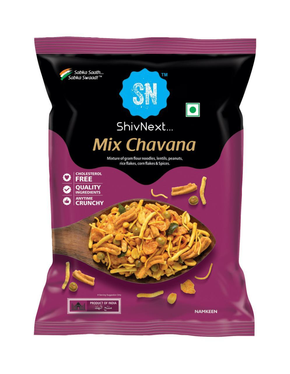 SHIVNEXT MIX CHAVANA (150 GRAM)