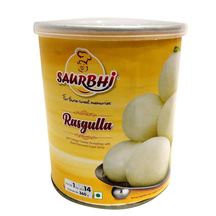 SAURBHI RASGULLA 1KG