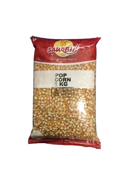 SAURBHI POP CORN 1KG