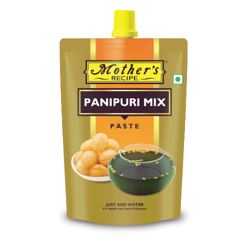 MOTHERS PANIPURI PASTE (350 GRAM)