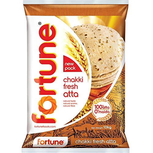 FORTUNE FRESH CHAKKI ATTA (10 KG)