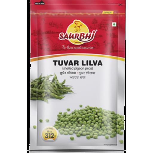 SAURBHI TUVAR LILVA  (312 GRAM)