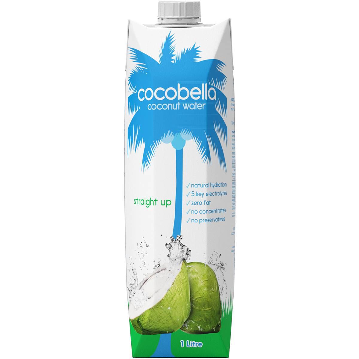 COCOBELLA COCONUT WATER (1 LITRE)