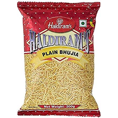 HALDIRAM PLAIN BHUJIA (200 GRAM)